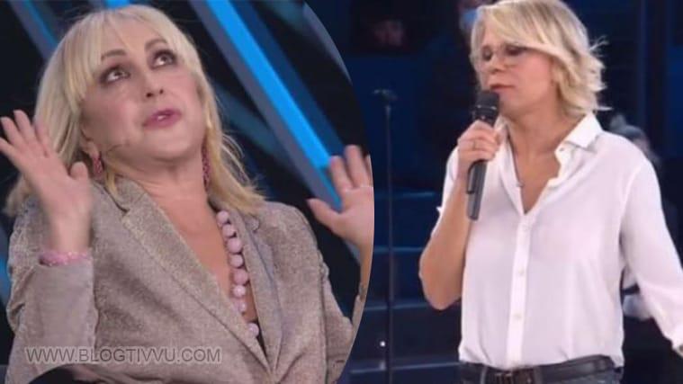 """Amici 19, Maria De Filippi """"rimprovera"""" Alessandra Celentano"""