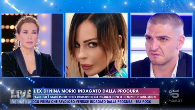 Luigi Favoloso replica alle accuse di Nina Moric