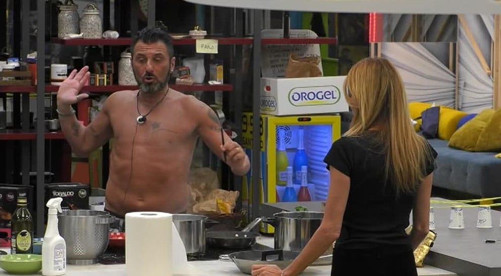 Sossio Aruta: l'affondo a Zequila, Teresanna e Licia