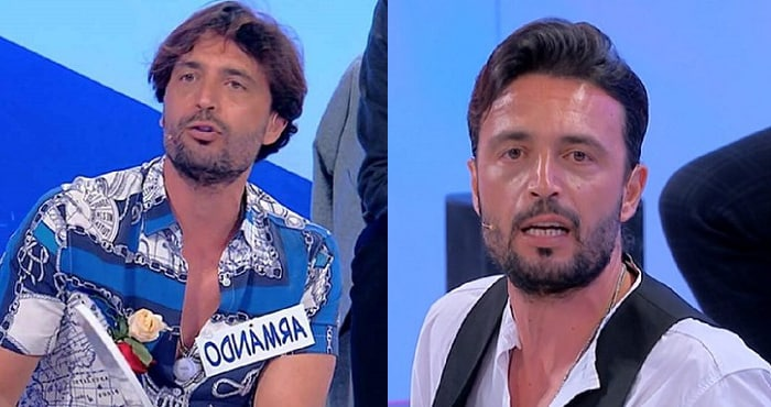 """Uomini e Donne, Armando: """"Critiche capelli? Nessun ..."""