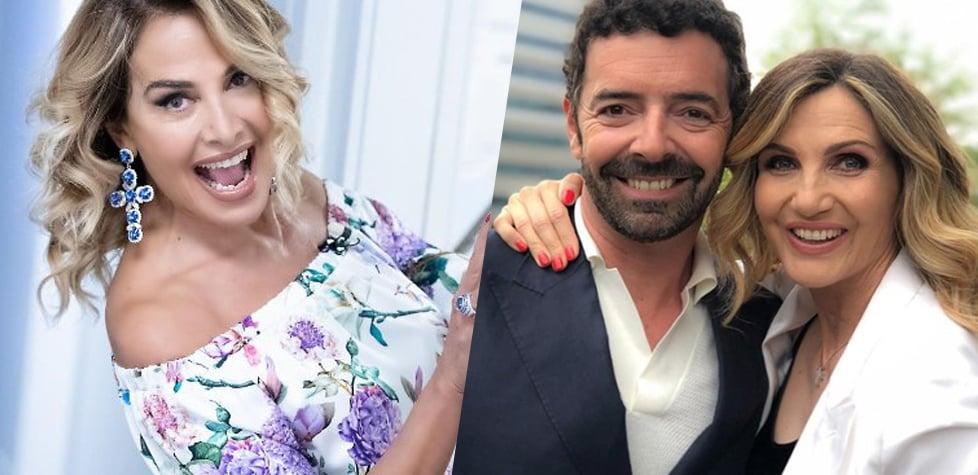 Barbara d'Urso, Lorella Cuccarini e Alberto Matano