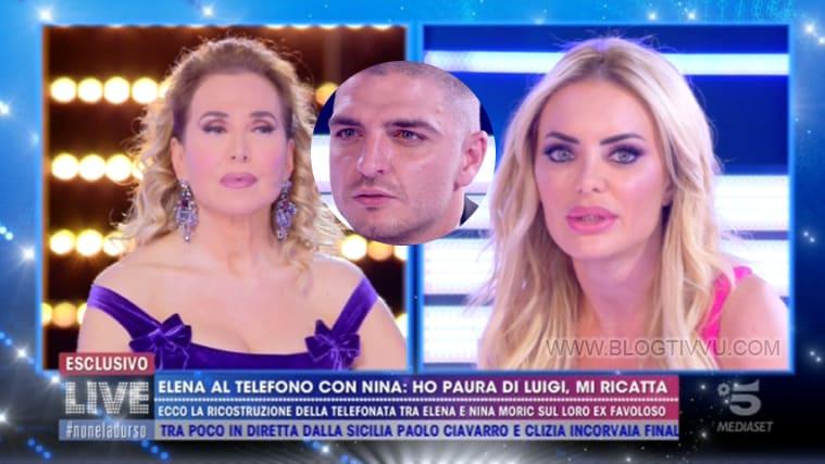 """Elena Morali: """"Io e Luigi Favoloso non ci siamo lasciati, ma..."""""""