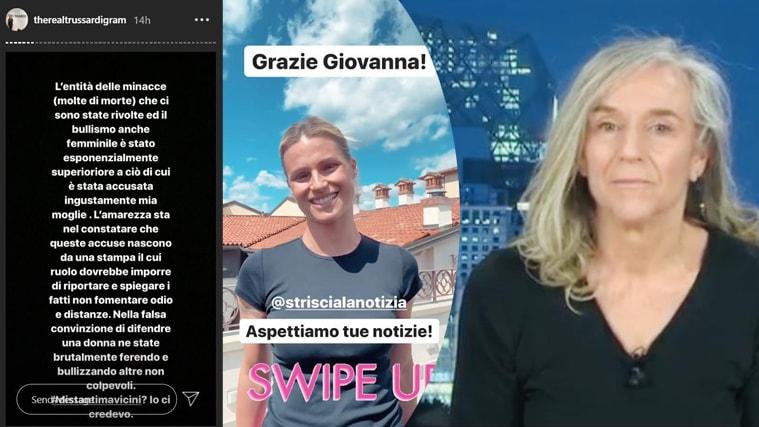 Michelle Hunziker, nuovo appello a Giovanna Botteri