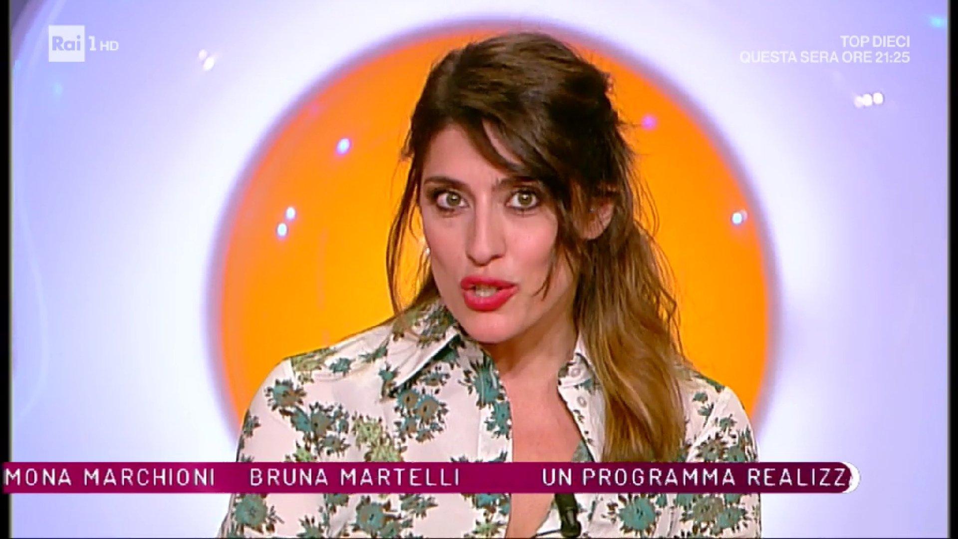 Elisa Isoardi piange e chiude La Prova del Cuoco