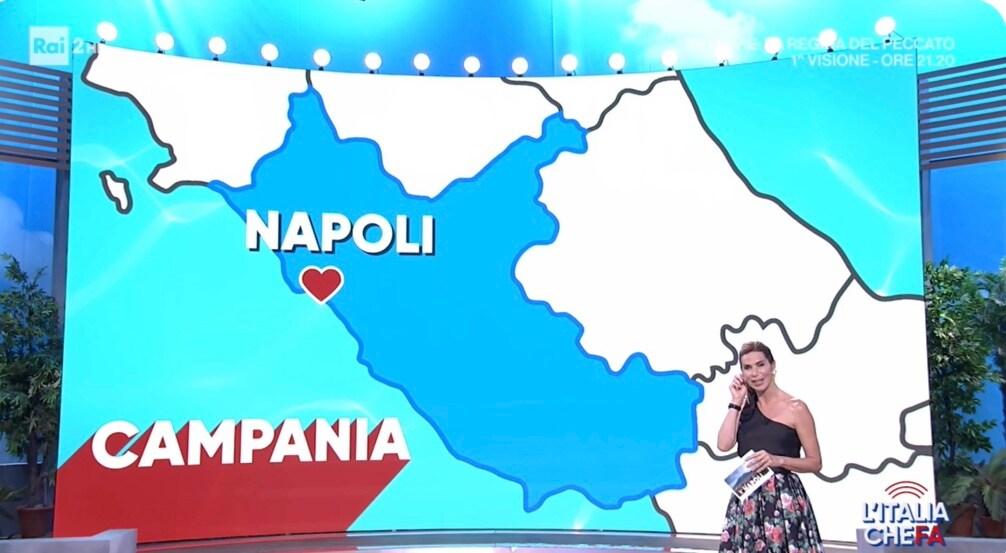 L'Italia che fa: Napoli si sposta nel Lazio
