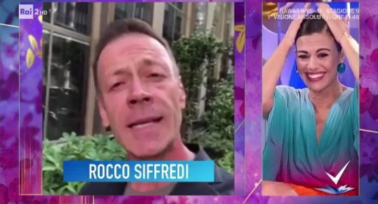Rocco Siffredi fa una proposta indecente a Bianca Guaccero