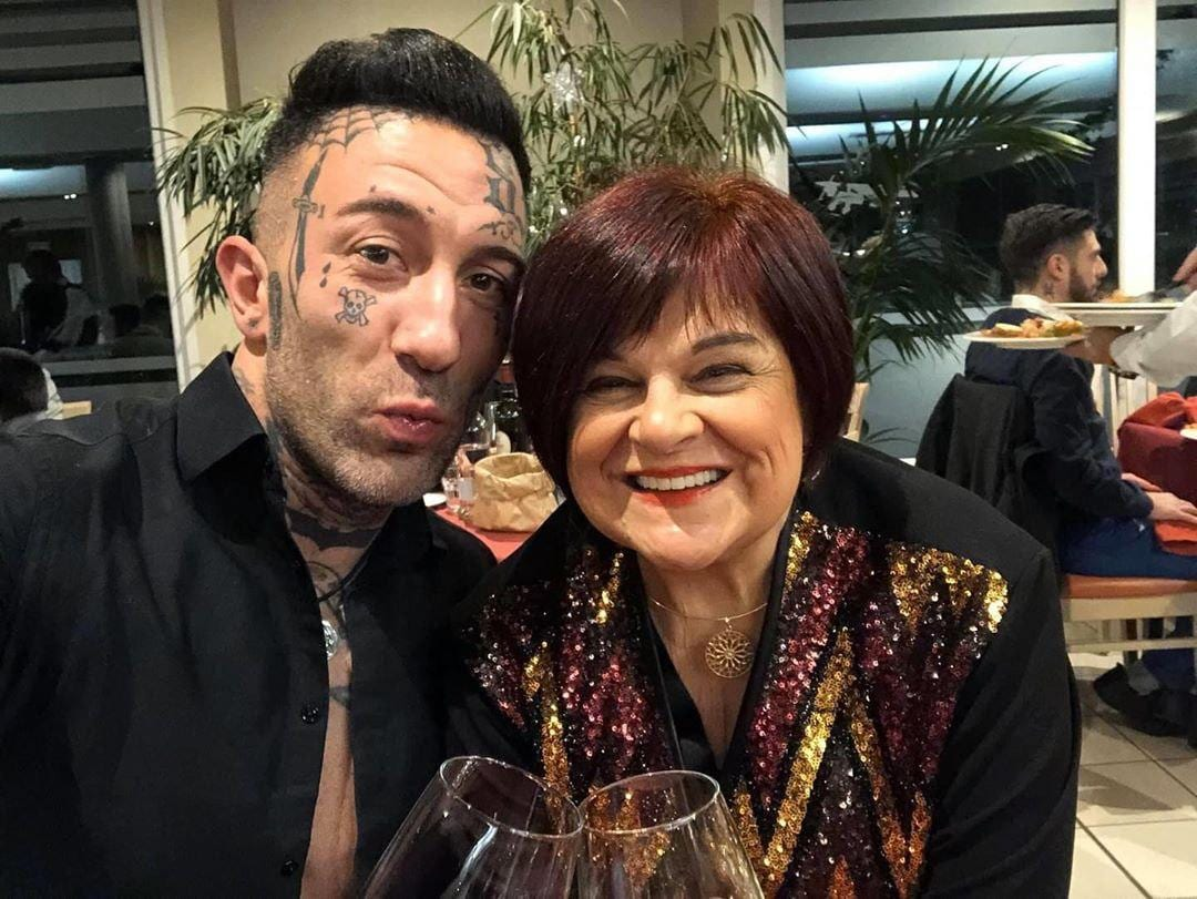 Simone Coccia e Stefania Pezzopane
