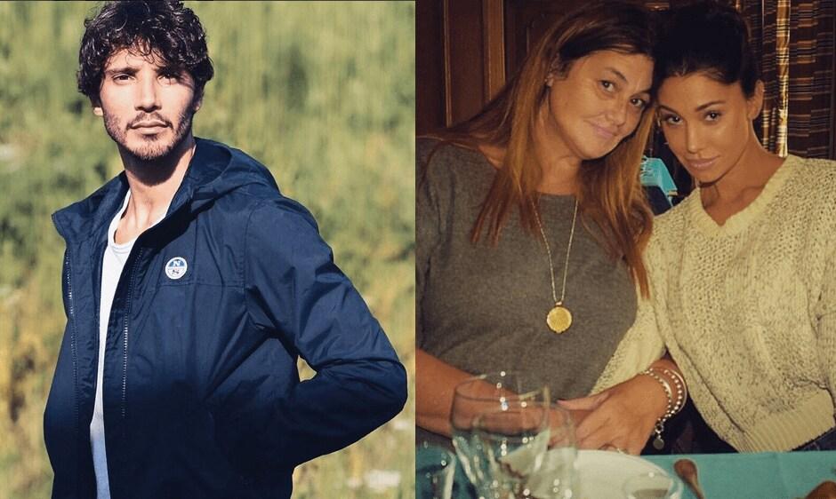 Veronica Cozzani, Belen Rodriguez e Stefano De Martino
