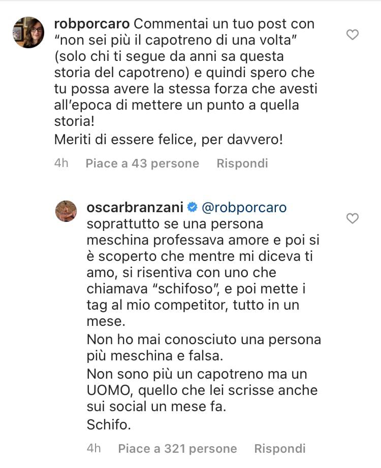 Oscar Branzani parla di Eleonora Rocchini