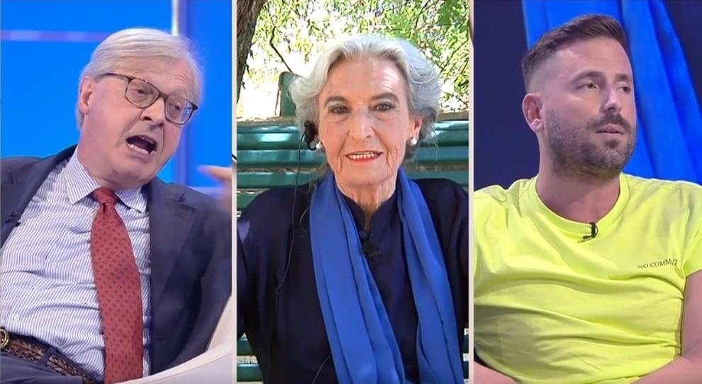 Ogni Mattina, Vittorio Sgarbi e la frase omofoba contro Alessio Poeta