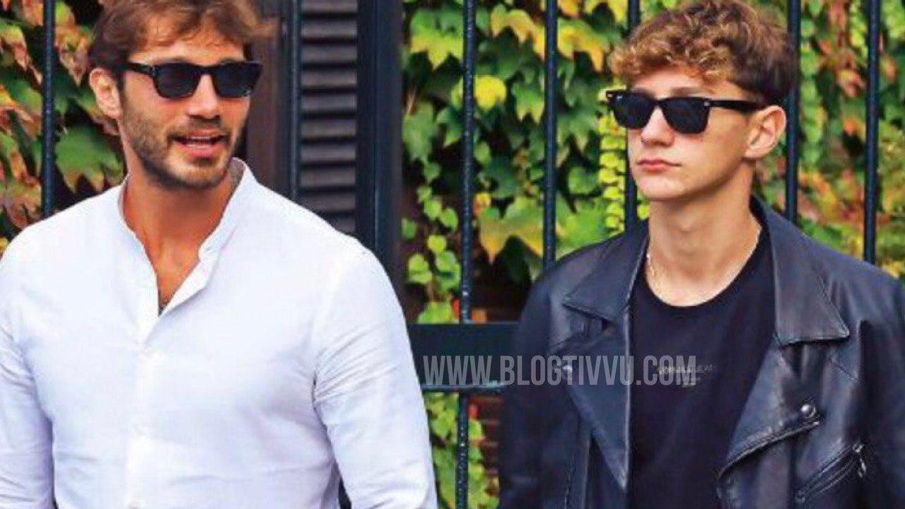 Stefano De Martino e il fratello Davide