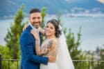Gianluca e Sitara, Matrimonio a prima vista