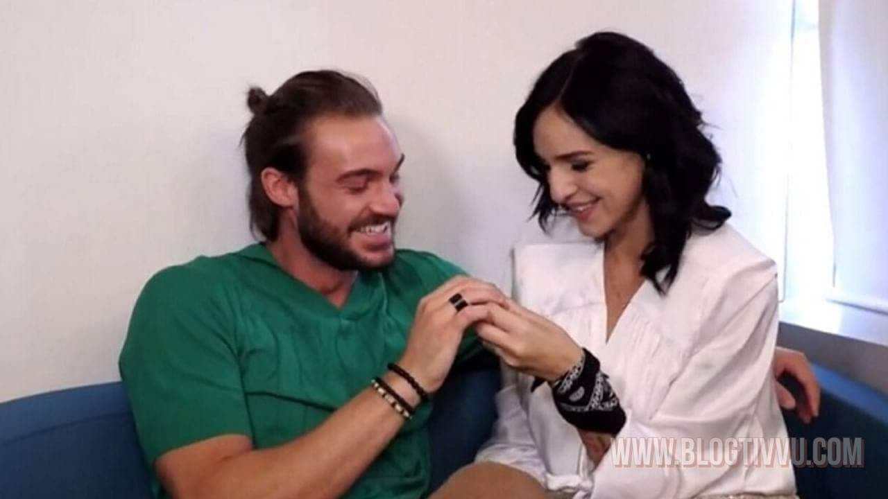 Davide Lorusso e Jessica Antonini