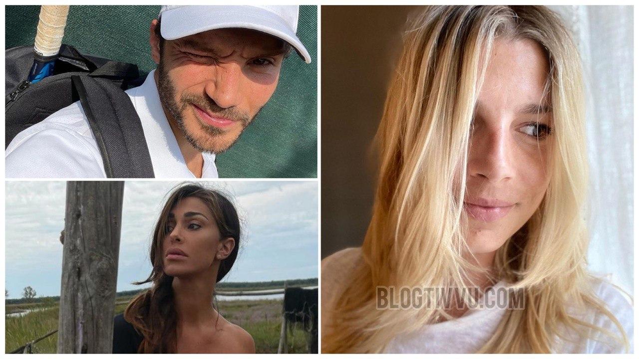 Stefano De Martino, Emma Marrone e Belen Rodriguez