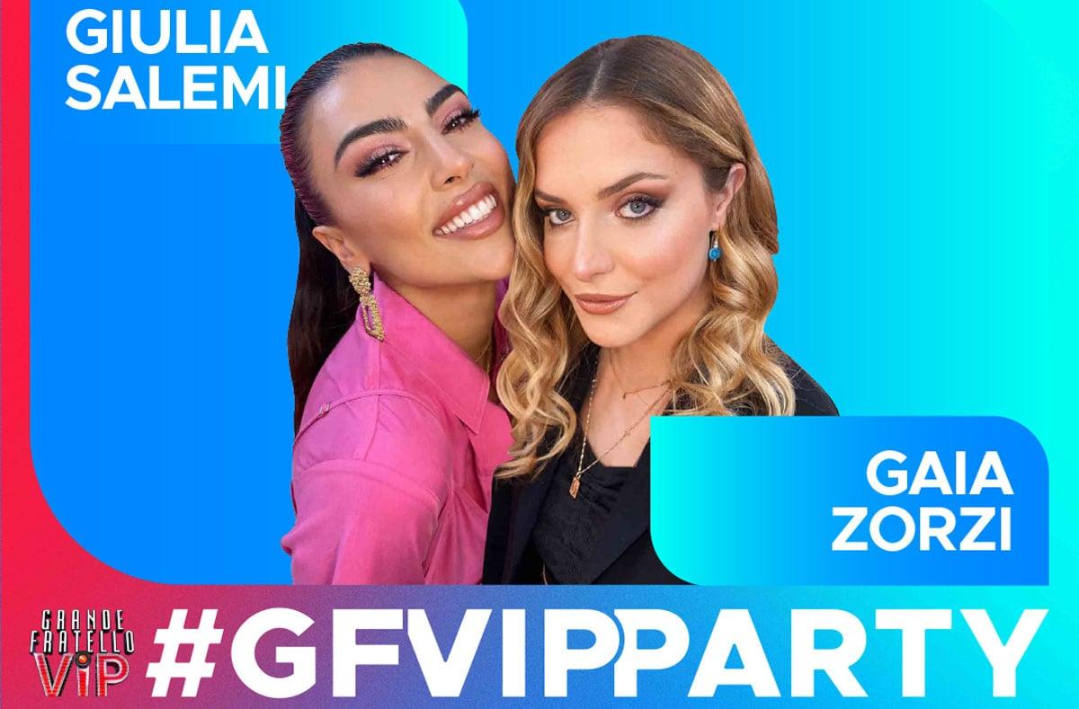 GF Vip Party