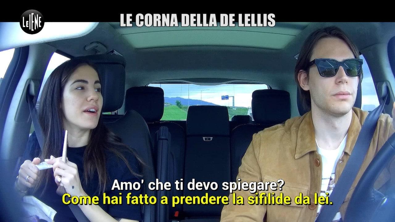 Giulia De Lellis, Le Iene
