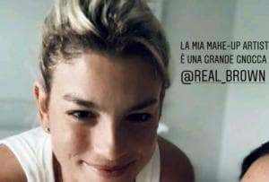 foto emma marrone fake