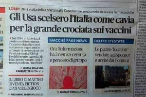 L'Italia alla