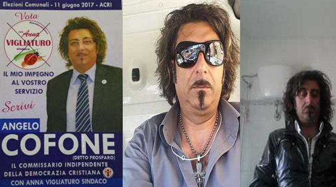Comizio Angelo Cofone Frosparo