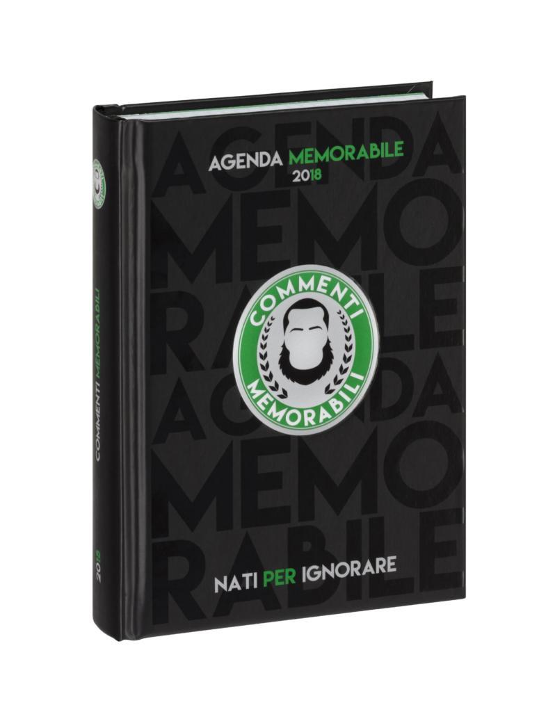 diario agenda commenti memorabili