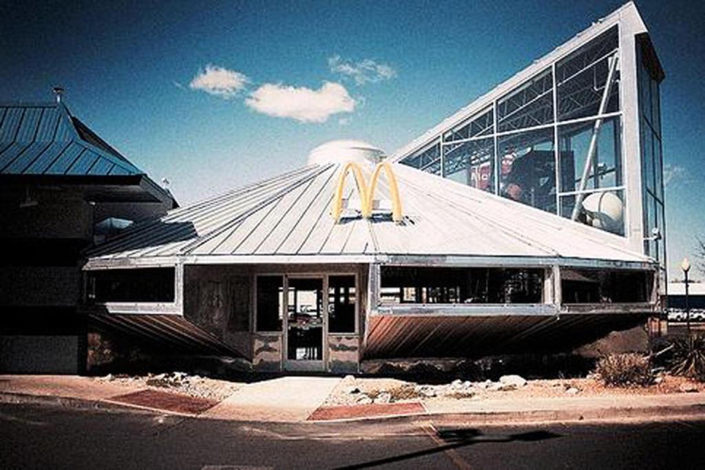 Mcdonald s ovunque