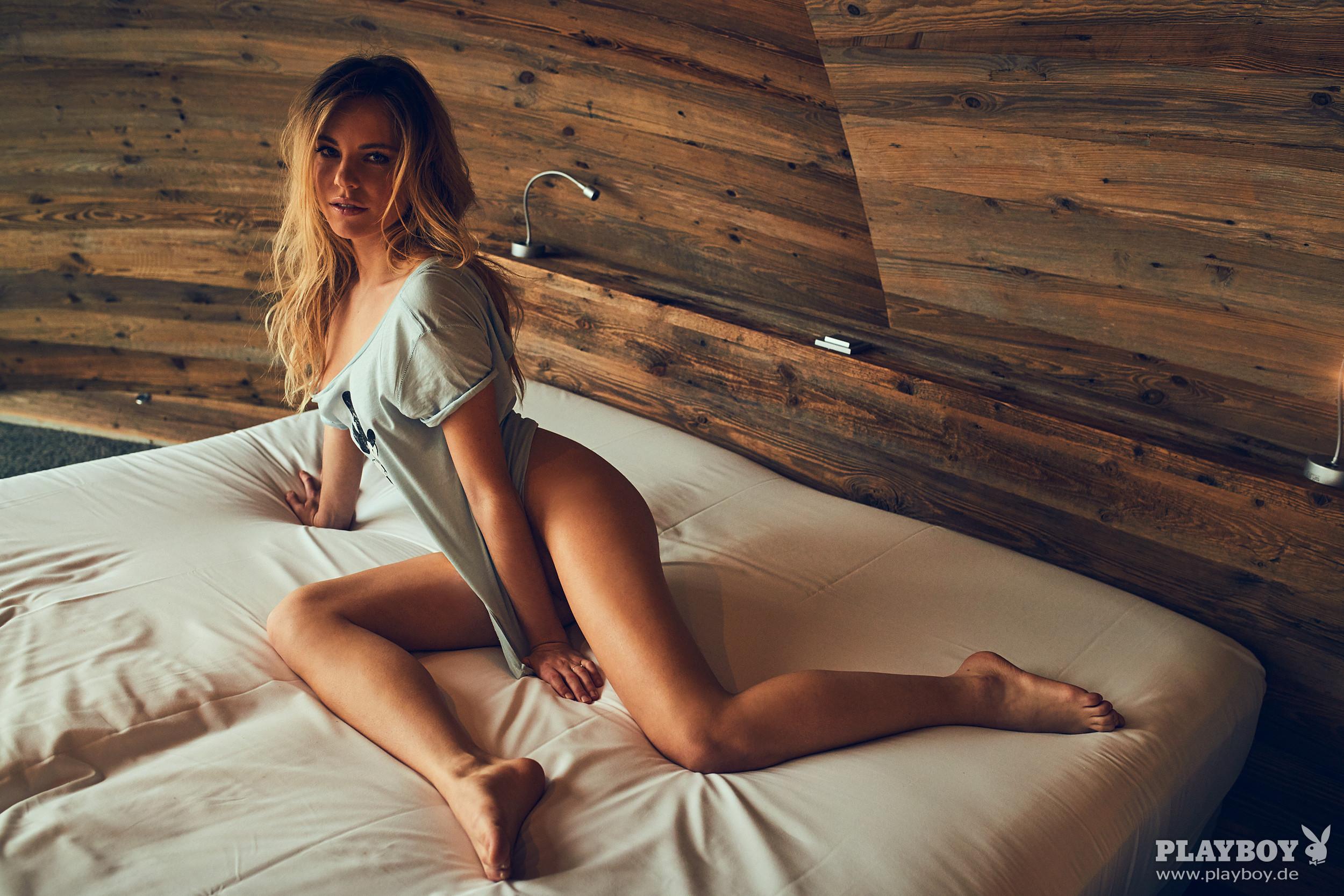 Lisa Zimmermann playboy