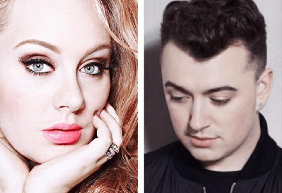 Adele e Sam Smith sarebbero la stessa persona