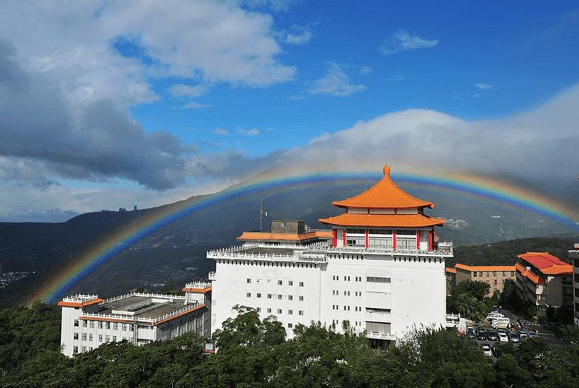 arcobaleno, taiwan, record, durata