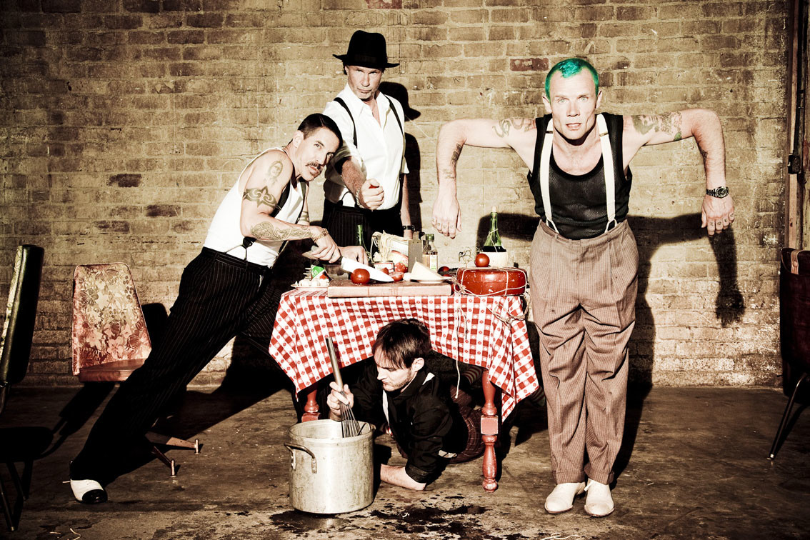 Red Hot Chili Peppers o Red Hot Chilli Pipers?