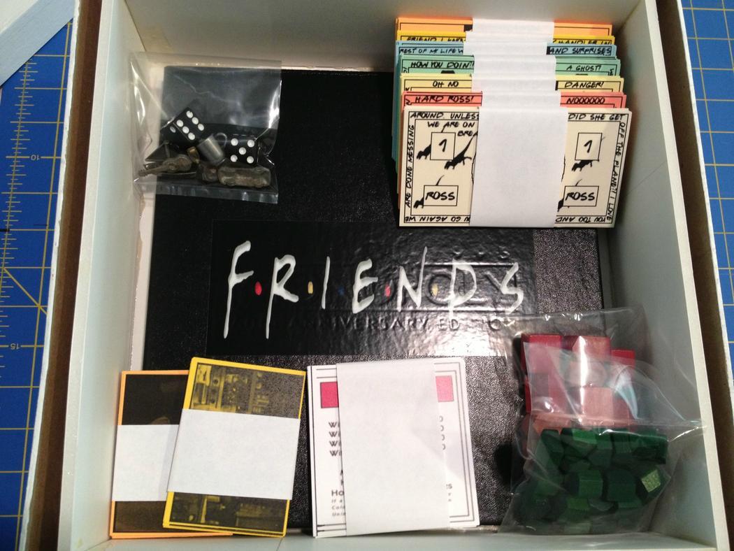 Arriva il Monopoli di Friends