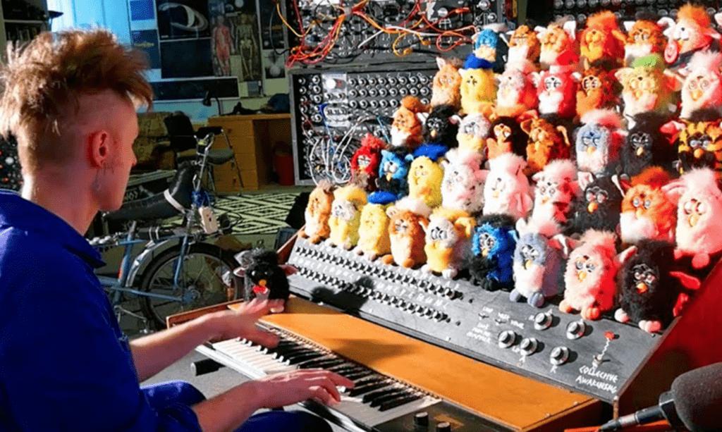 L'organo di Furby