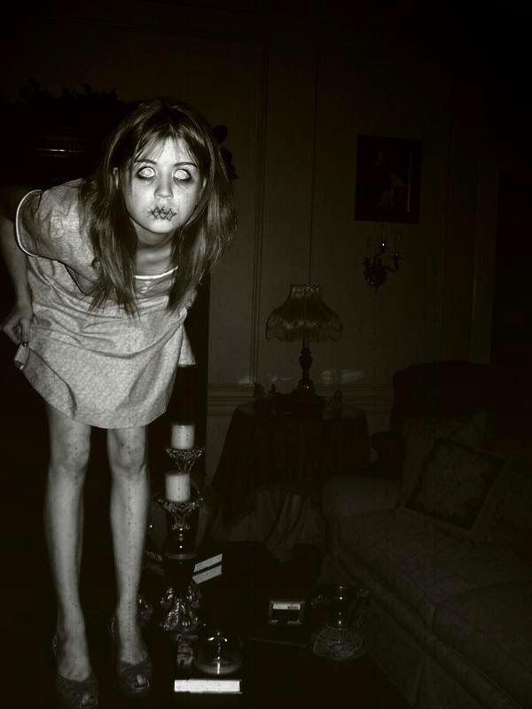demone bambina fantasma