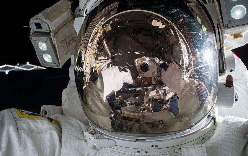 GoPro, scheda, astronauta, missione