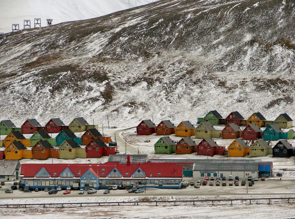 Longyearbyen: dove è illegale morire