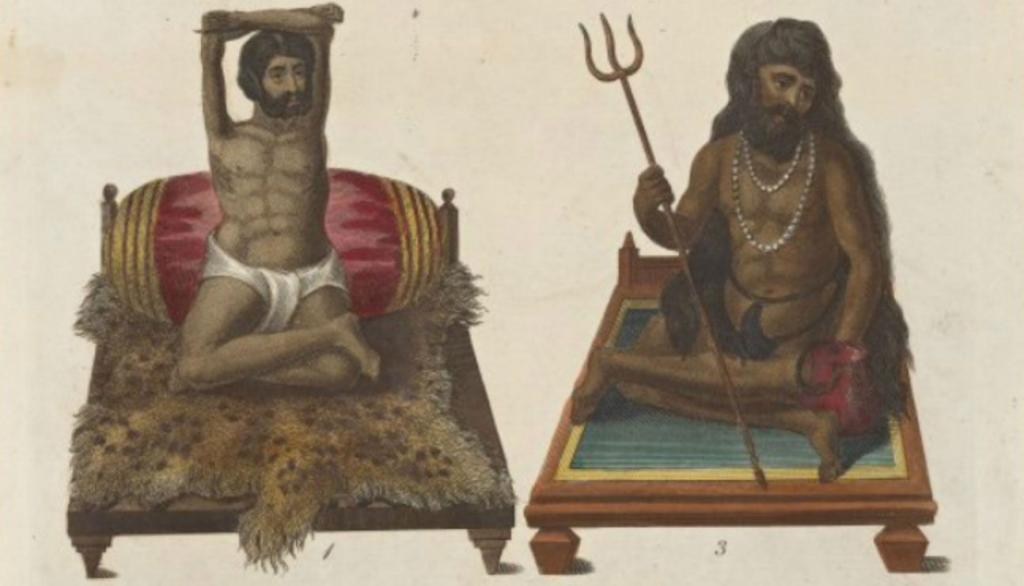 lo yoga causerebbe una trance demoniaca