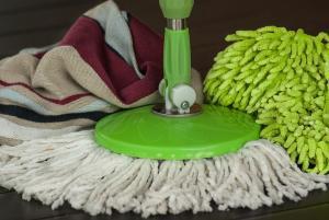 Le pulizie di casa