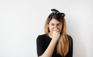 Odori e sostanze disgustose del corpo umano