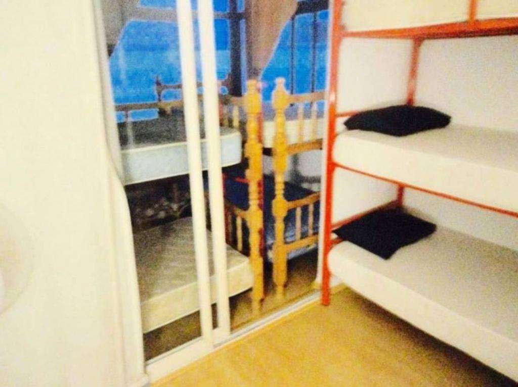 I letti in balcone ad Ibiza