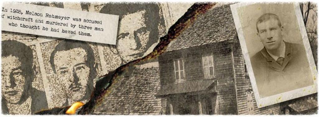 Hex Hollow: l'omicidio di Nelson Rehmeyer
