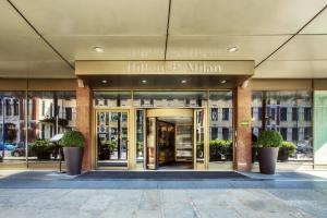 L'hotel Hilton di Milano