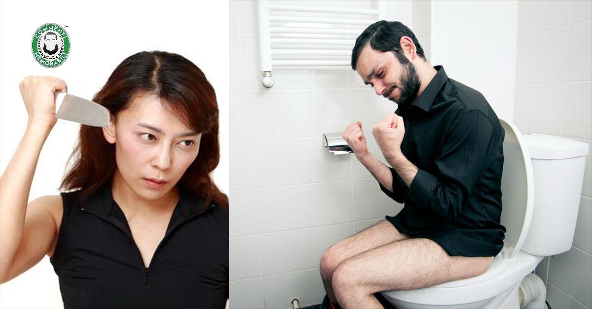 Marito esce dal bagno la moglie lo accoltella ecco cosa successo - Puzza di fogna in bagno ...