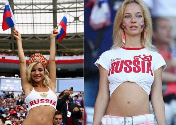 fotomodella russa mondiali calcio russia 2018 porno star