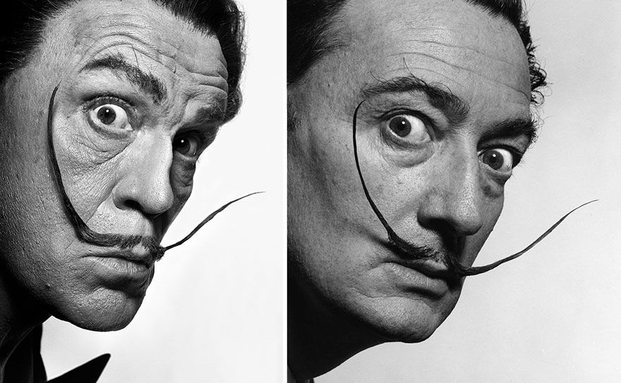 John Malkovich e Sandro Miller immagini famose