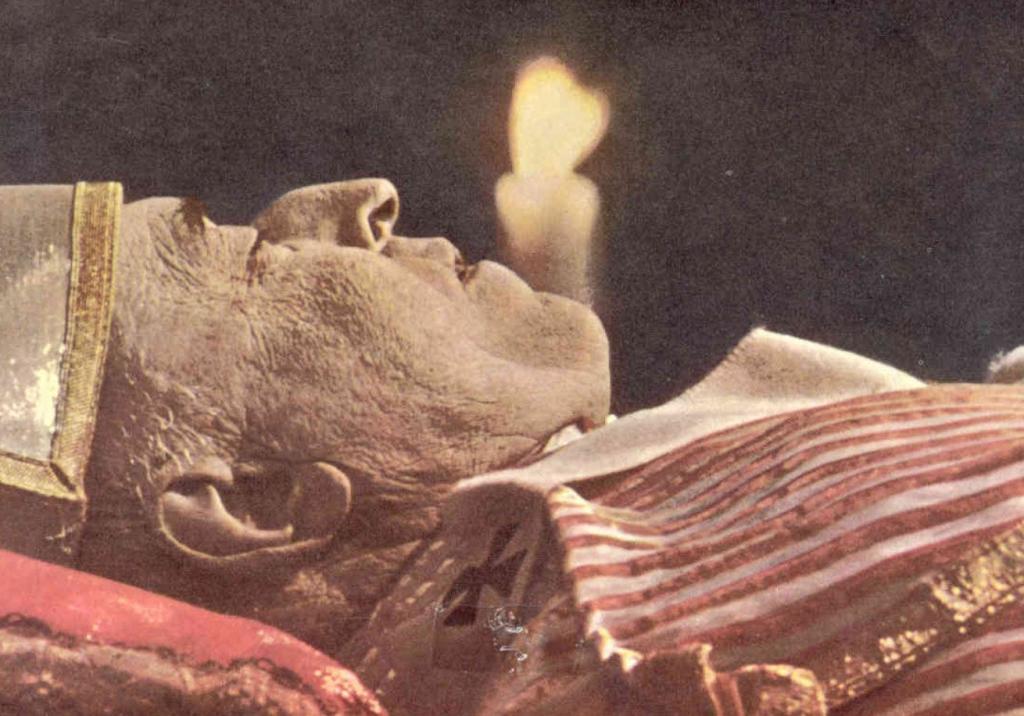 il sinodo del cadavere