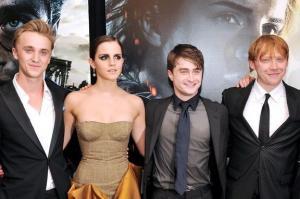 Gli attori di Harry Potter