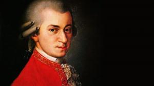 Un celebre ritratto di Mozart