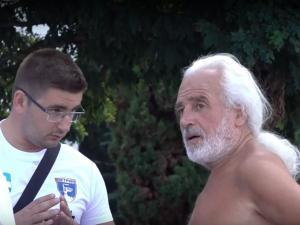 Yane Petkov istruttore nuoto