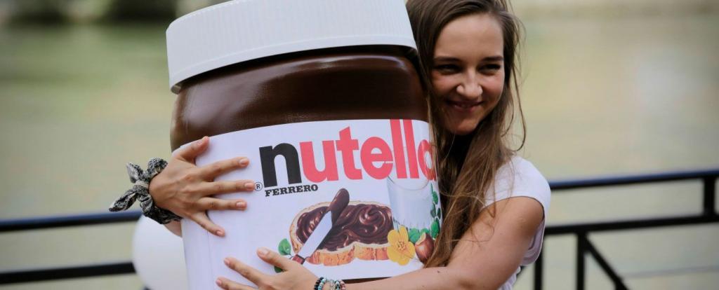 assaggiatori di Nutella cercasi