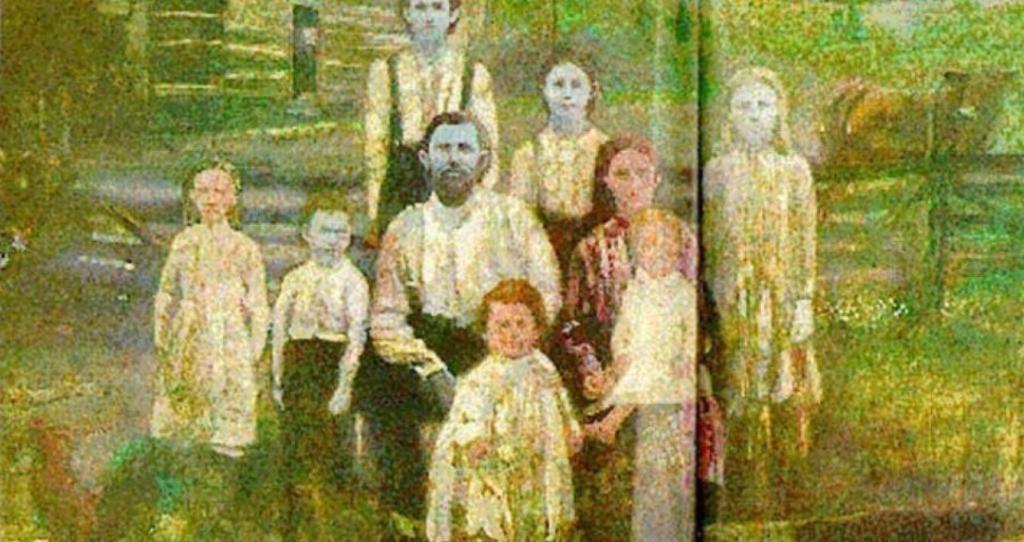 La famiglia Fugate
