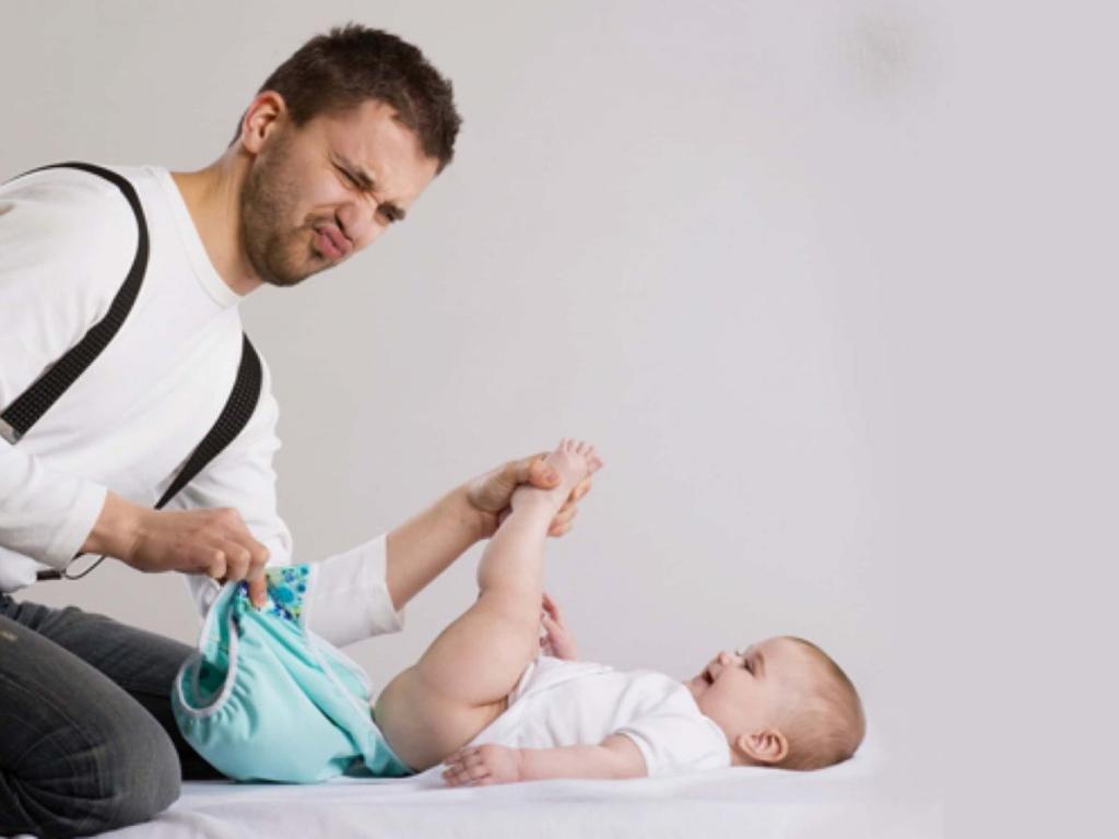 la cacca dei bimbi potrebbe aiutare a curare le malattie